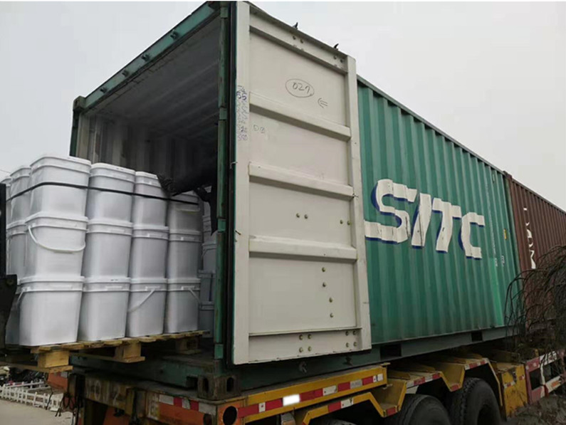 Fengxiangyuan exports a container of